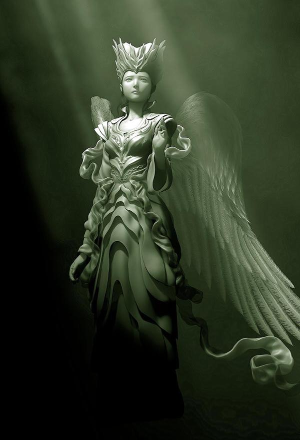 大天使サリエル