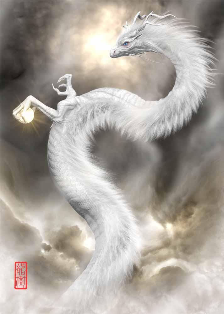 龍の絵、雲龍